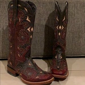Women's Lucchese Western Boots